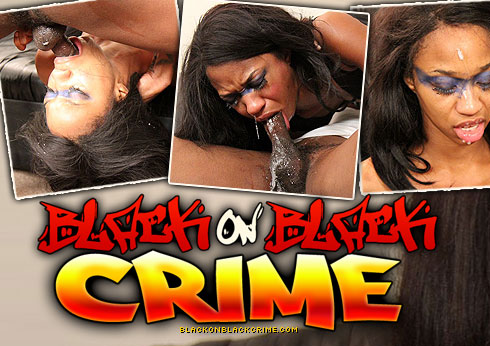 Black On Black Crime Starring Sierra Lynn